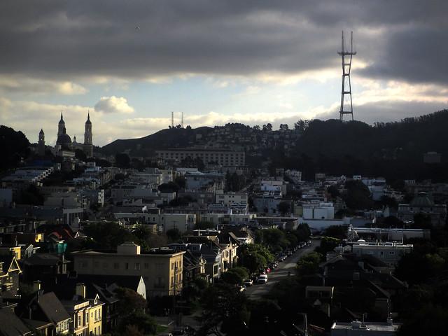 The Richmond, San Francisco POV California Pacific Medical Center (2011)