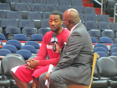 john wall, chris miller, nba, washington wizards