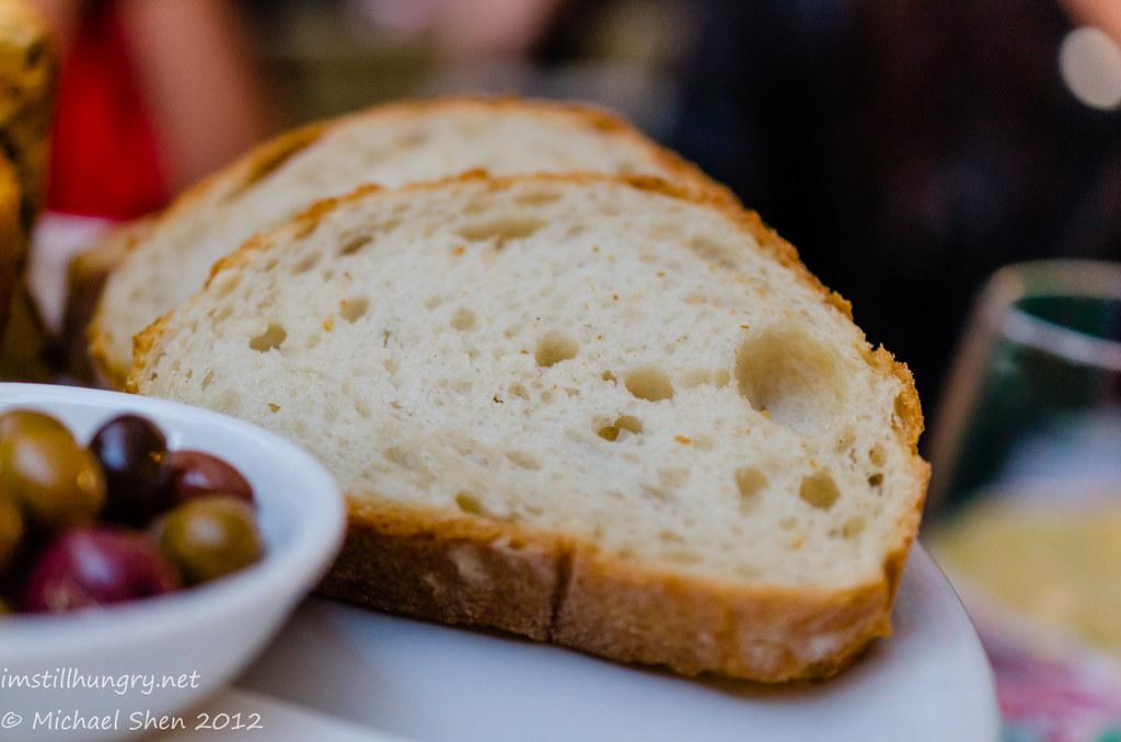Casa Di Nico - Ciabatta bread