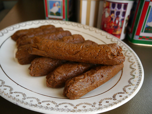 2013-01-23 - AVK Vegan Sausages - 0001
