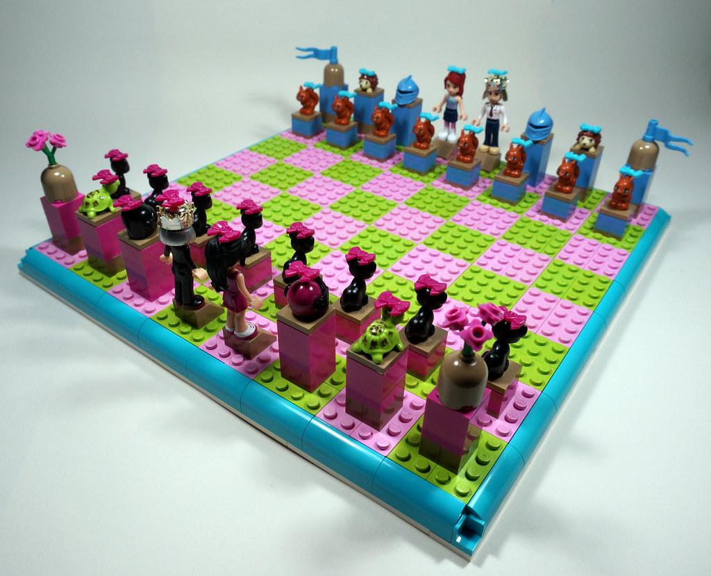 Friends Chess | tikitikitembo | Flickr