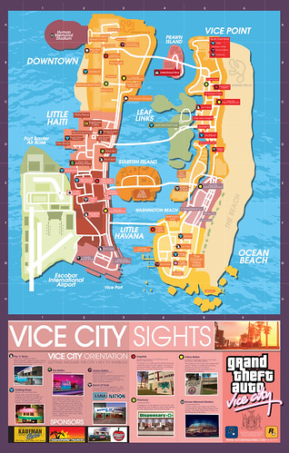 Grand Theft Auto: Vice City - PS2 Classic
