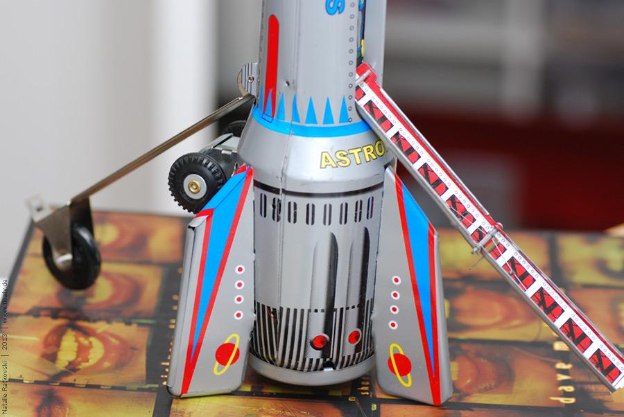 My tin rocket