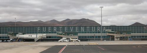 Fuerteventura airport / Aeropuerto de Fuerteventura