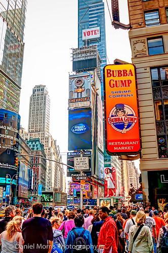 Bubba Gump's - NYC