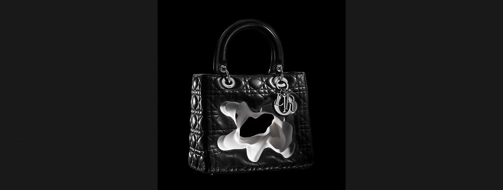 Lady Dior As Seen By Daniel Arsham