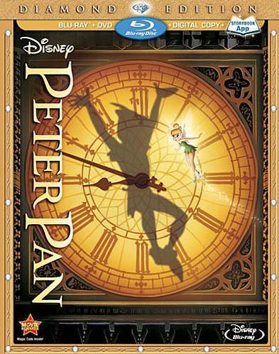 Peter-Pan-Diamond-Edition-Blu-ray