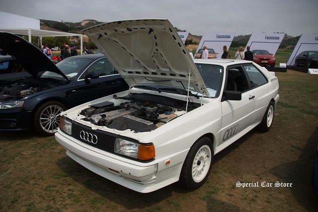 1985 Audi Quattro custom