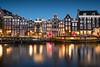 Singel street, Amsterdam