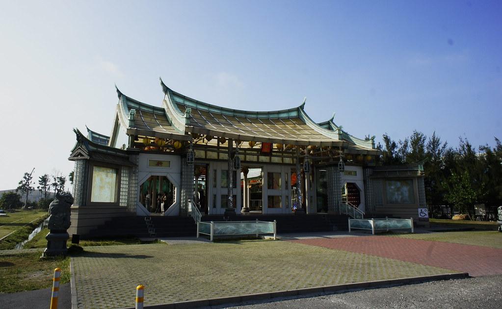 鹿港鎮玻璃博物館 (1)