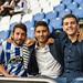 La afición en el RC Deportivo - Leganés