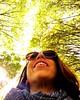 Enjoying the #autumn leaves... I :heart:️ a good #treetunnel #seattle #fall