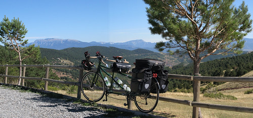 Pyrenees Day 20 Sort to La Seu d'Urgell