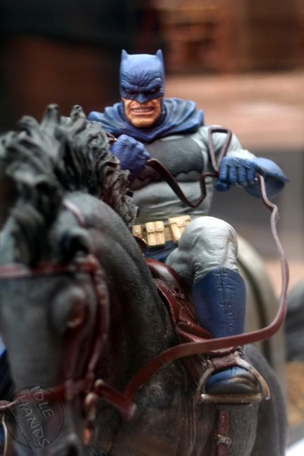 Dc Direct - 1/6 The Dark Knight returns Batman horse Statue 8076051371_df23ec8e91_o