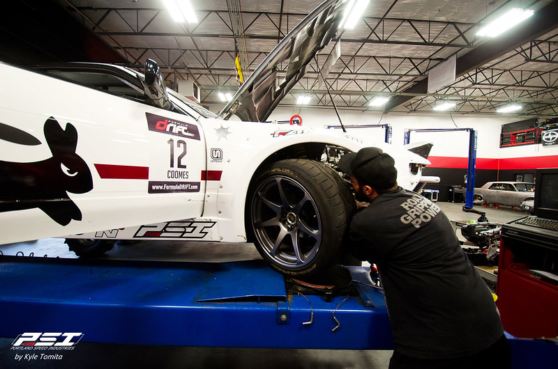Brian Hartsock suspension tuning - AJC