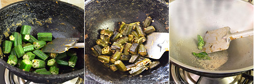 Vendakai Mor Kuzhambu Recipe