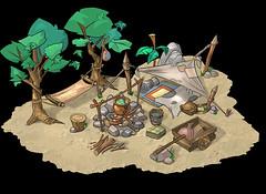 RainbowMoon - camp