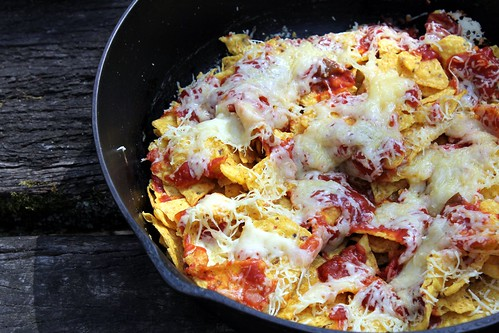 camp food - nachos 1