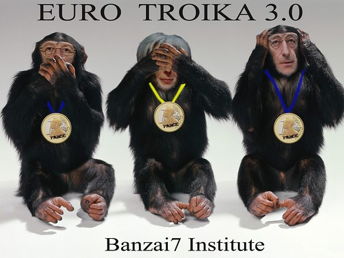 TROIKA NOBEL by Colonel Flick