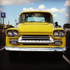 Chevrolet Apache #classic #car #cars #truck