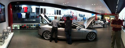 Tesla Motors - Portland, Oregon
