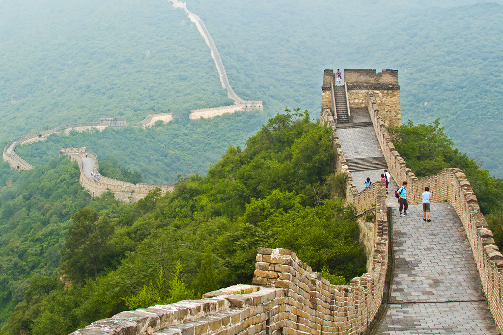 Great Wall of China, Mutianyu