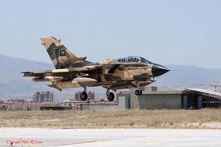 Panavia Tornado IDS 8318 RSAF 21-06-12