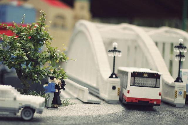 LEGO land | PDA