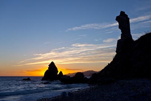 atardecer playa otoño silueta d800 frasko flickraward nikonflickraward flickraward5