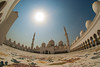 Sheikh Zayed Grand Mosque by nor azmir safuan
