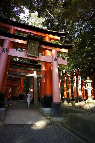 2012夏日大作戰 - 京都 - 伏見 - 千本鳥居 (1)