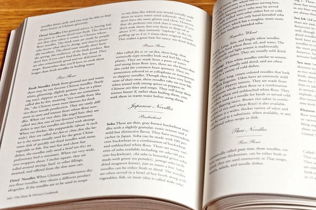 Dean & DeLuca Cookbook Pages