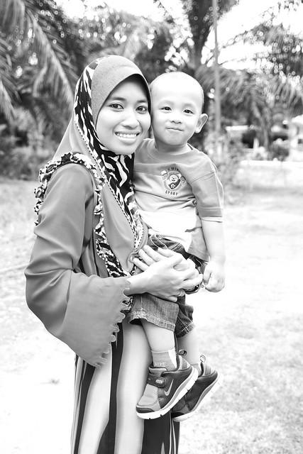 Aidilfitri 2012, Sabak Bernam
