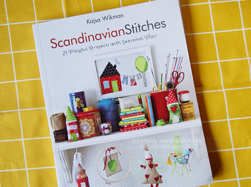 Giveaway on the &Stitches blog!