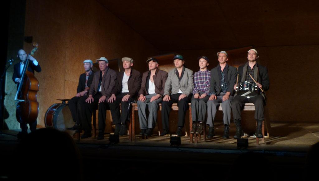 Мертвые души Латвийский национальный театр Серебренников