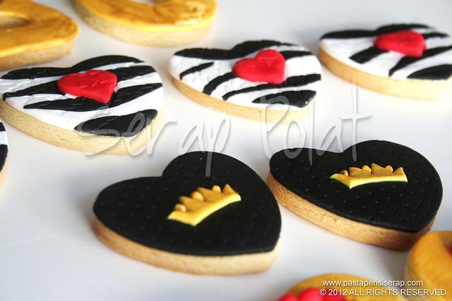 tasarım kurabiye