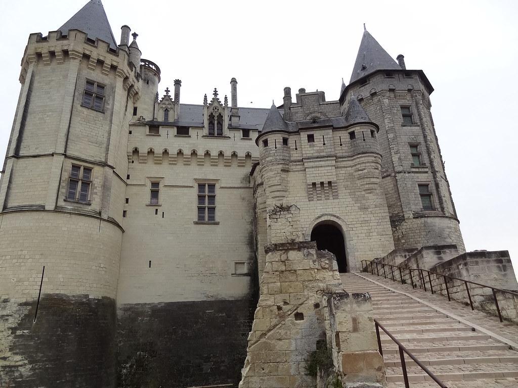 Saumur Castle 4