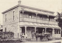 Goode's Store, c. 1885.