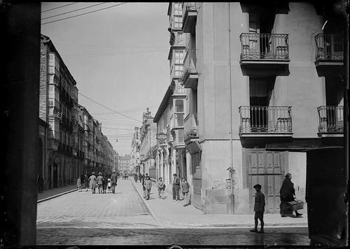 San Prudentzio kalea / Calle de San Prudencio