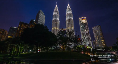 Rob Whitworth - Time lapse photographer releases stunning video of KLCC