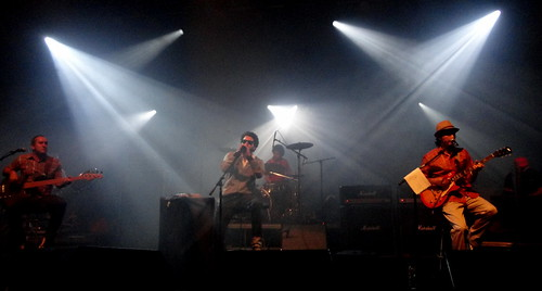 Los Sebosos Postizos - 17/10/12