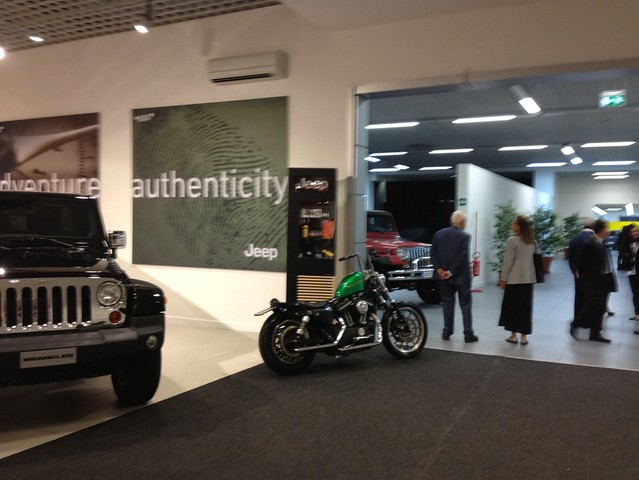 Motor Village Roma Inaugurazione Nuovo Showroom Jeep Flickr Photo Sharing