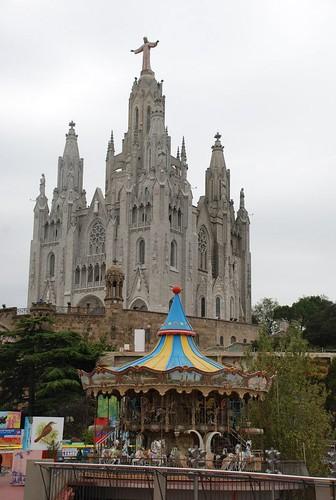 Barcellona - Tibidabo