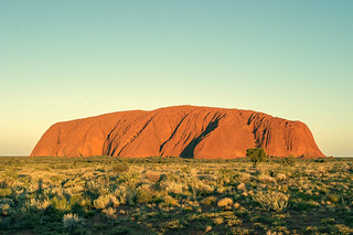 Uluṟu / Ayers Rock / Northern Territory / Australia