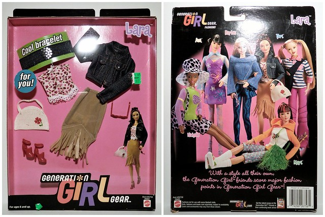2000 - Generation Girl Gear - Lara Fashion