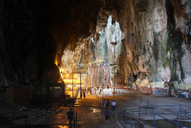 Temple Cave