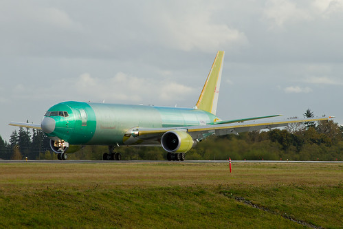 B763 - Boeing 767-3JHF(ER)