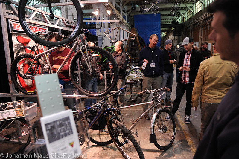 Oregon Handmade Bicycle Show-55