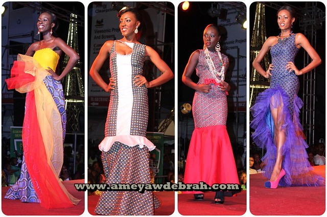 8108361593 d2627559c8 z Fashion meets beauty and music as Miss Ghana holds street fashion show on Osu Oxford Street