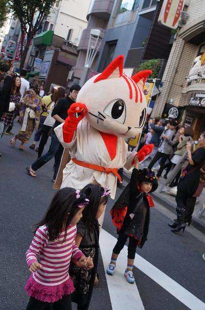 Kagurazaka Cat Halloween 2012-06